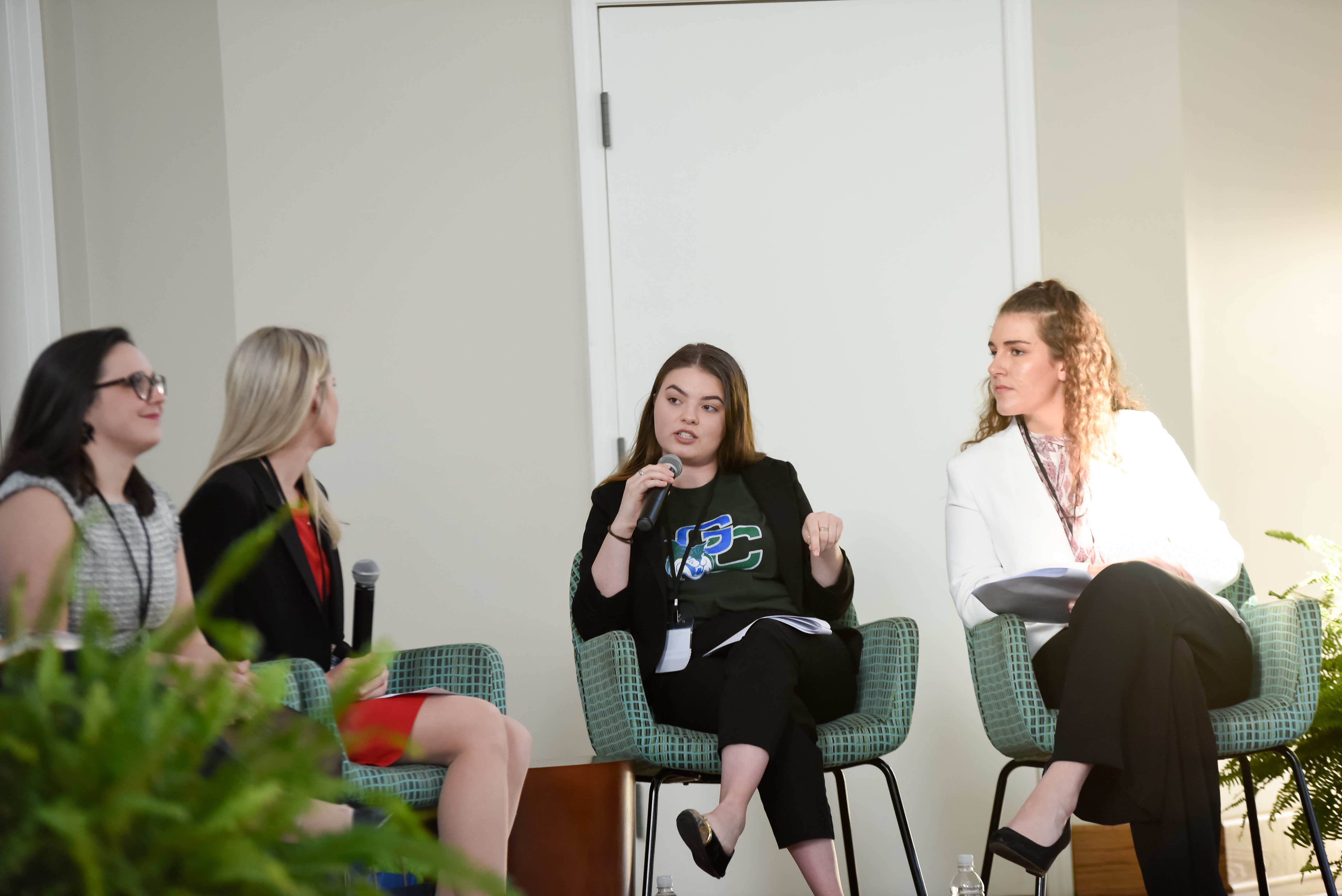 A panel discussion from the 2020 conference, which took place pre-COVID.