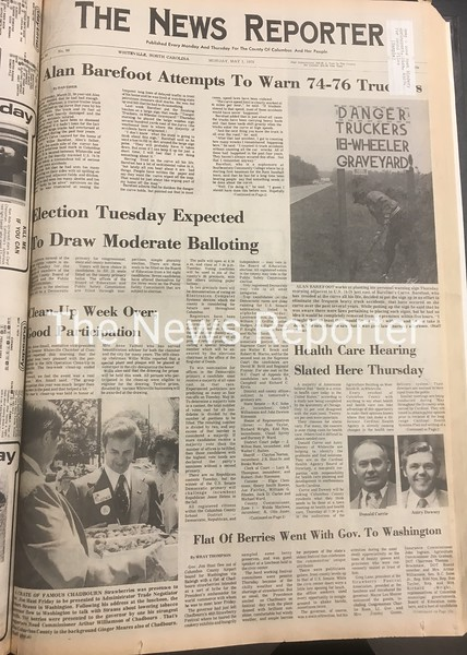 5.1.1978 Front Page