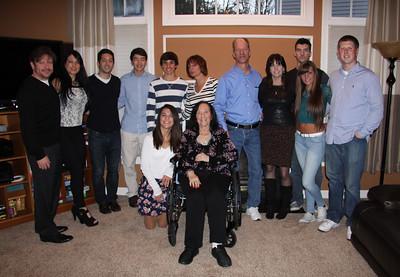 Whipple Family Thanksgiving 2014