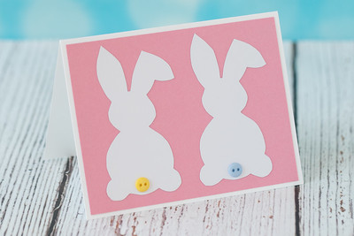 10 Simple DIY Easter Cards