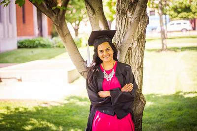 Puja's Graduation 2015