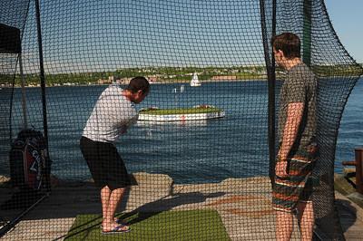 Days 7-8, Halifax and Fisherman's Cove, NS