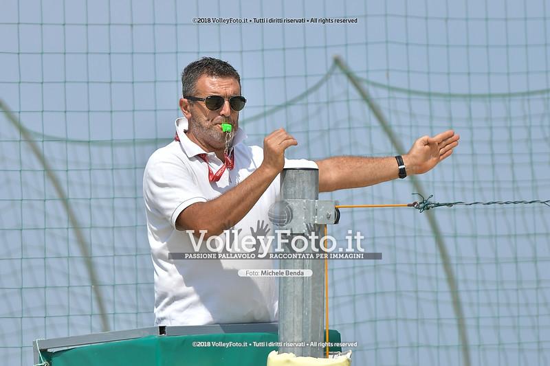 presso Zocco Beach PERUGIA , 25 agosto 2018 - Foto di Michele Benda per VolleyFoto [Riferimento file: 2018-08-25/ND5_8731]