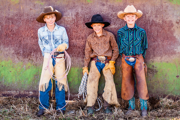 Cowboys of the Gunnison Country