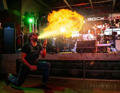 Platinum Rock Legends at Kanza Hall 11.17.18
