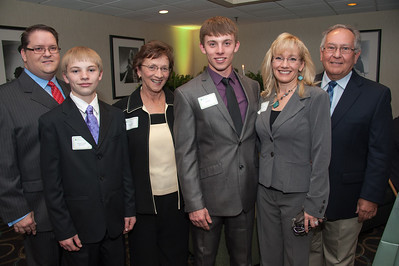 2013 Business Hall of Fame Dinner