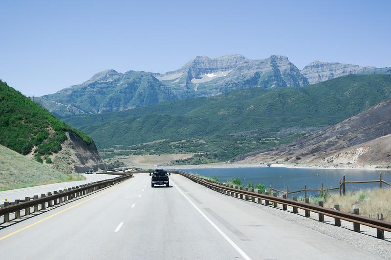 Deer Creek Reservoir Utah