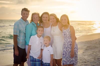 Watercolor Family Photos