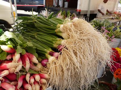 Edibles at La Mesa Farmers Mkt, 4-30-10