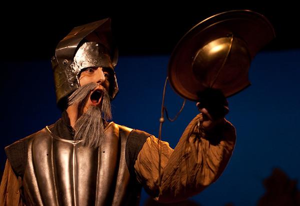 """""""Man of La Mancha"""" - TCNJ"""