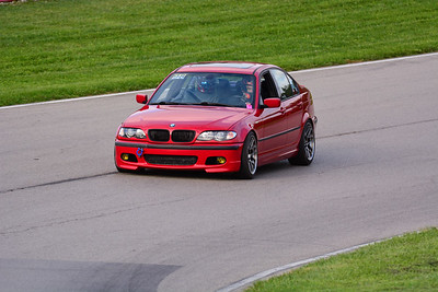98 Red BMW