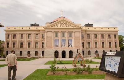 Arizona Capital Museum/Phoenix/AZ - Mar., 2015