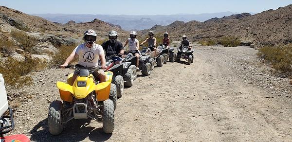 8/29/19 Eldorado Canyon ATV/RZR & Gold Mine Tour