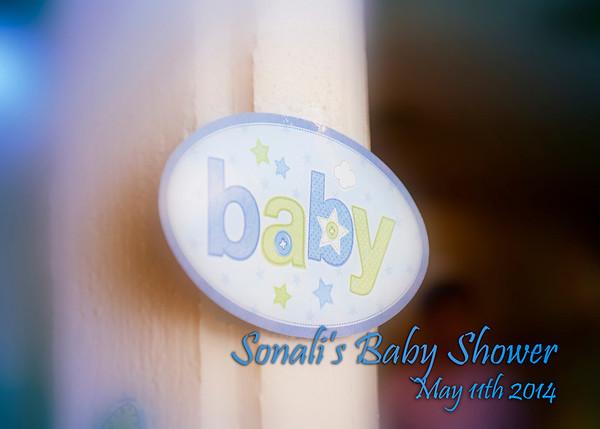 Sonali's Baby Shower