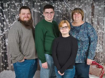 The Ross Family 2018