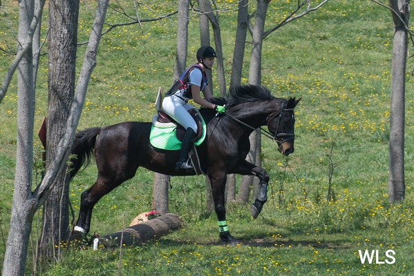 DR Pony Club Horse trials 4-15-17 For Sharon and Mia