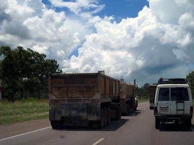4wd training in Darwin day 3, March 2008