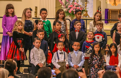 2018 Ender's 1st Grade Christmas Performance