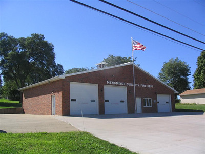 MENOMINEE - DUNLEITH FIRE DEPARTMENT  -  EAST DUBUQUE