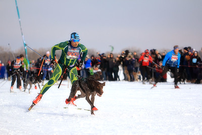 City of Lakes Loppet  2018