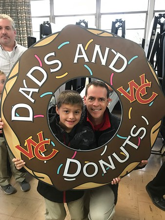 WCES Dads, Sons, & Donuts
