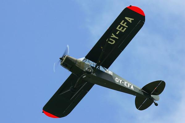 OY-EFA - Piper PA-18-95 Super Cub