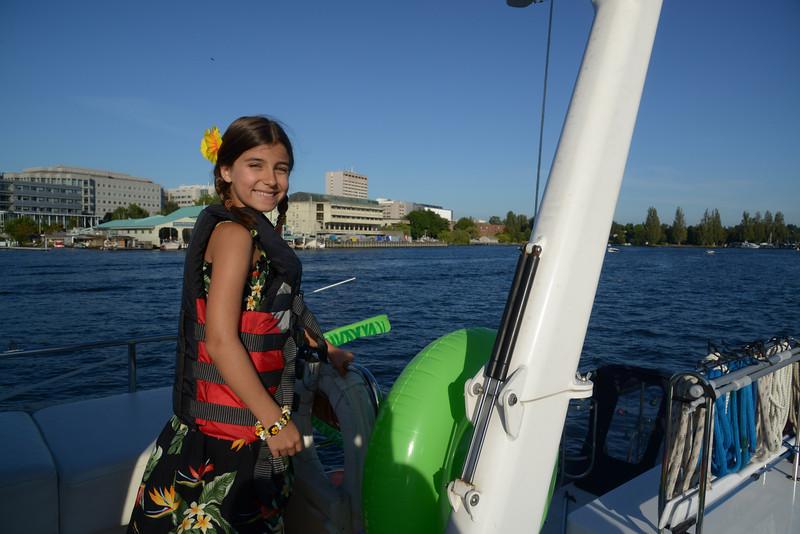Duck Dodge Sail Boat Race