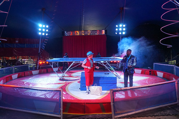 Royal Hanneford Circus