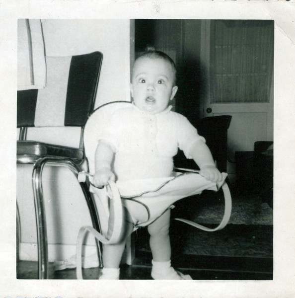 1950 Butch in a bouncer.jpeg