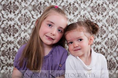 Vivia and Violet 2010