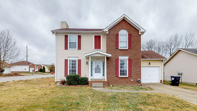 1842 Timberline Pl Clarksville TN 37042