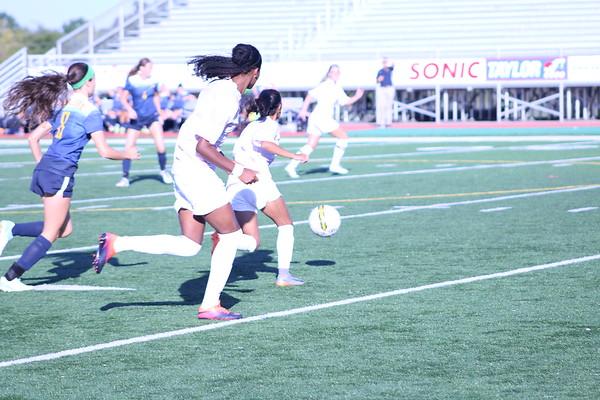 Women's Soccer vs JCCC 10-12-17