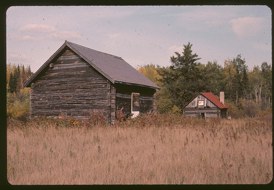 1975-Oct: My Grandpa Moved this Building with Horses...