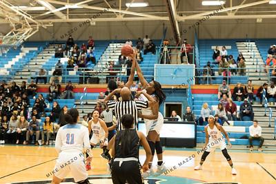 EHS vs MWC Basketball
