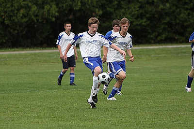 U17 Boys Derby Wildcats vs HollisBrookline Cavs