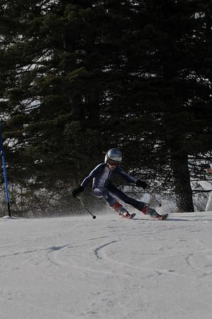 K1 Filles Ski St-Sauveur 28 Mars 2009