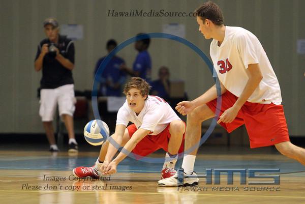 Seabury Boys Volleyball - HBA 5-10-14