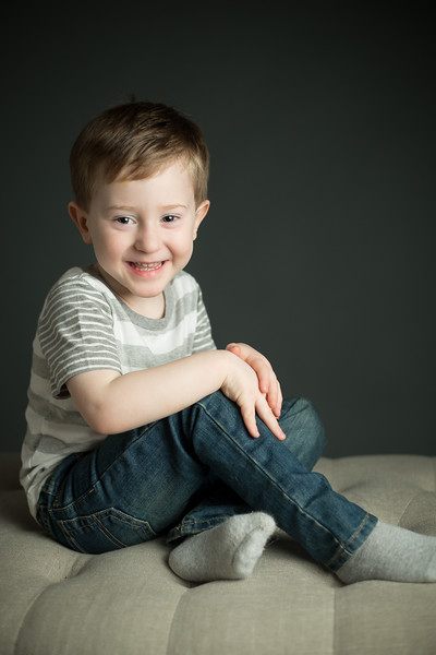 Landon's four year photos