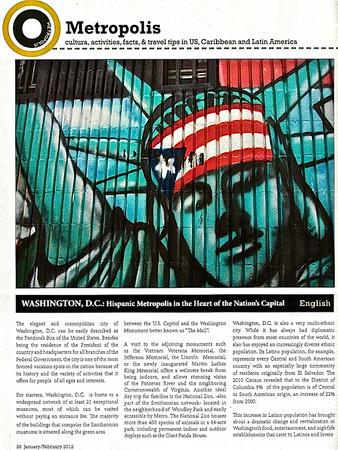 Washington, DC: Hispanic Metropolis