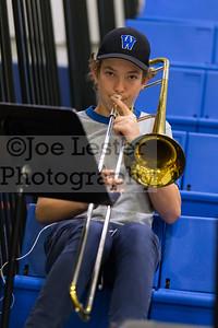 WS Jazz Band 2018-19