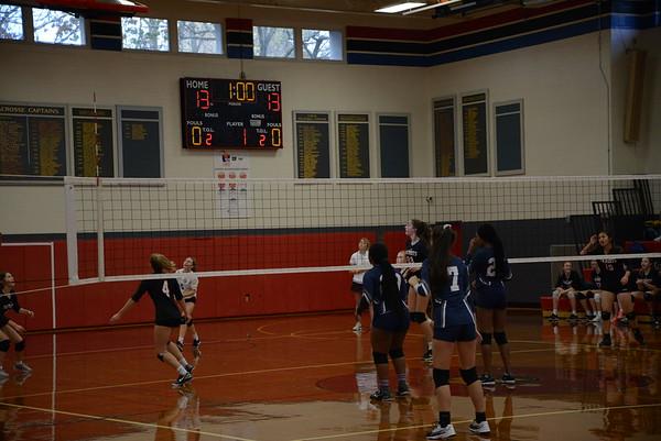 JV Girls Volleyball: GA vs Baldwin School
