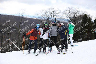Photos on the Slopes 1-25-20