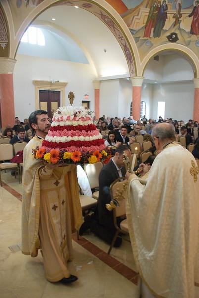 Community Life - Veneration of the Holy Cross Sunday - April  3, 2016