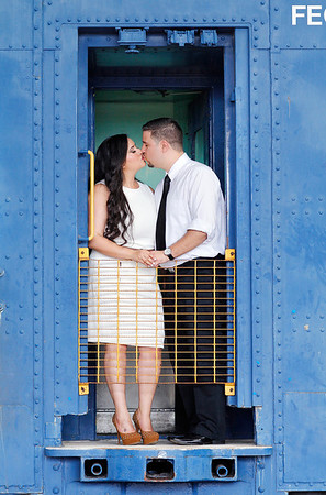 """Brittney + Michael's Engagement session"""