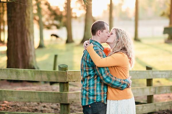 Maia & Mark | Engagement