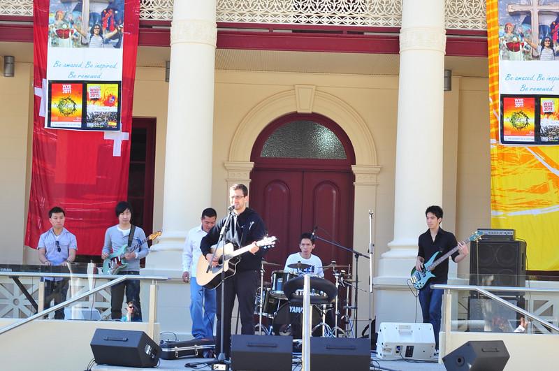 Rob Galea Concert 2010