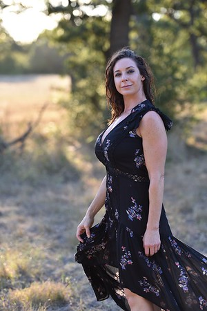 Dani Black Dress