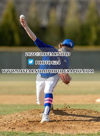 4/7/2021 - Varsity Baseball (Joint Practice) - Oyster River vs Winnacunnet