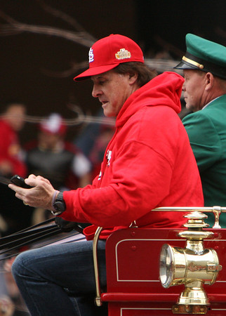 St. Louis Cardinals World Series Celebration - 10/30/2011