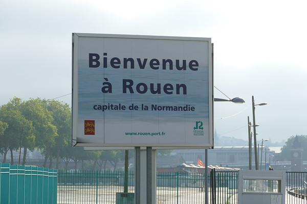 Rouen and Honfleur 6/26/17
